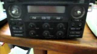 how to get a honda radio code for free