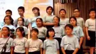 沙田崇真學校2013年5 B 班,班級經營!