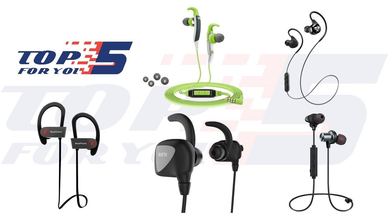 5cca7f238de Top 5 Best In Ear Headphones Under 50 Dollars For Running 2017 - 2018