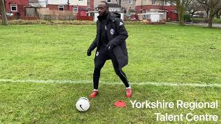 Ball Mastery - Video 3