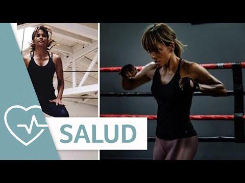 Sigue la rutina de Halle Berry y ponte en forma | Salud | Telemundo Lifestyle