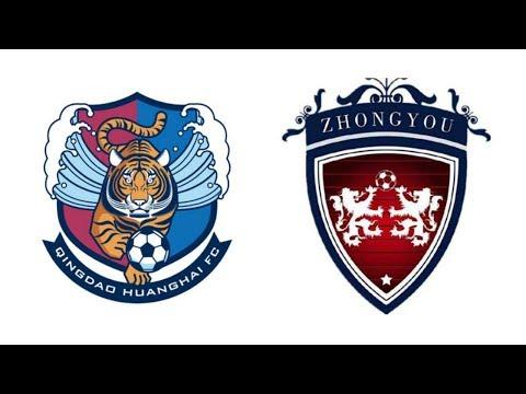 Round 24 - Qingdao Huanghai F.C. vs Inner Mongolia Zhongyou