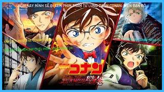 Hôm Nay Mình Sẽ Đi Xem Phim Thám Tử Lừng Danh Conan : Viên Đạn Đỏ