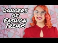 TOP 4 REASONS TO STOP CARING ABOUT FASHION AND STYLE TRENDS // Fancy That | HISSYFIT