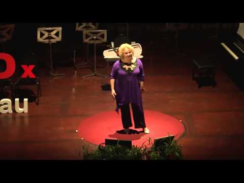 You are what you choose to be | Mihaela Tatu | TEDxBacau
