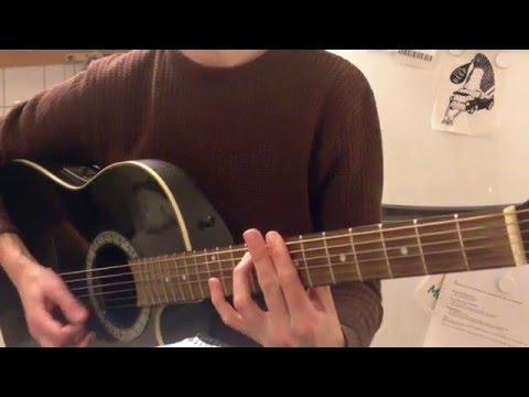 Warrior (Aurora) – Guitar lesson