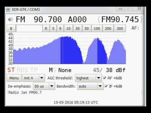 [Es] 90.7 MHz - Radio Jan - Yerevan - Armenia (1306 km)