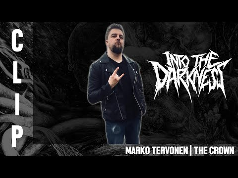 Marko Tervonen talks about going from 'Crown of Thorns' to THE CROWN