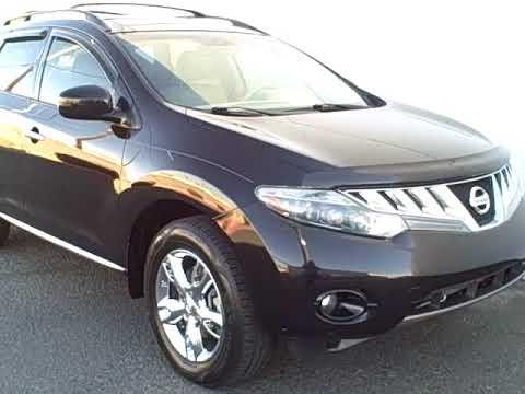Sonora Nissan, 2009 Nissan Murano - Black - N13958B, 3160 S Pacific Ave Yuma, AZ 85364