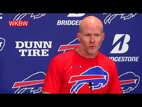 Bills head coach announces that Nathan Peterman will take over at quarterback for Tyrod Taylor