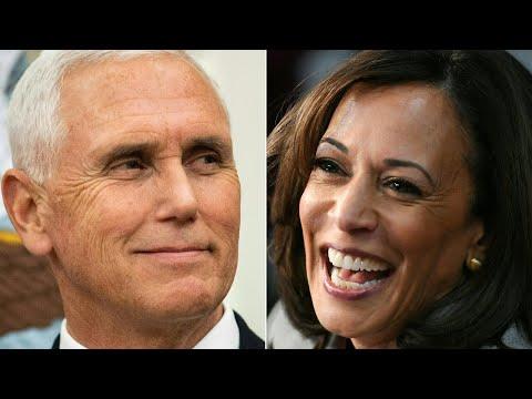 In full: Vice Presidential debate: Mike Pence vs Kamala Harris | US Election 2020