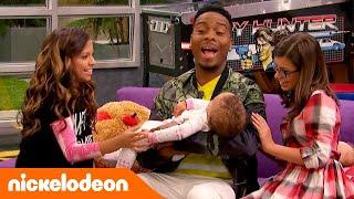 Game Shakers | Baby-Phobie 👶| Nickelodeon Deutschland