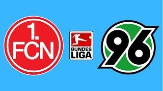 Nurnberg 2 - 0 Hannover 96