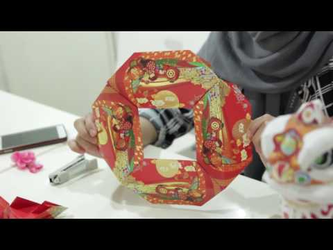 DIY Chinese Coin Decoration