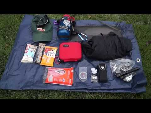 The 10 Essentials of Backpacking