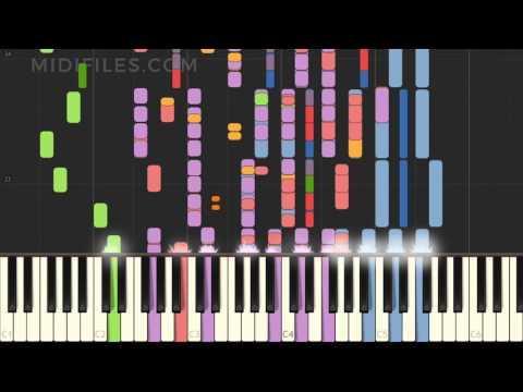 Horch, was kommt von draußen rein / Freddy Breck (MIDI Karaoke Instrumentalversion)