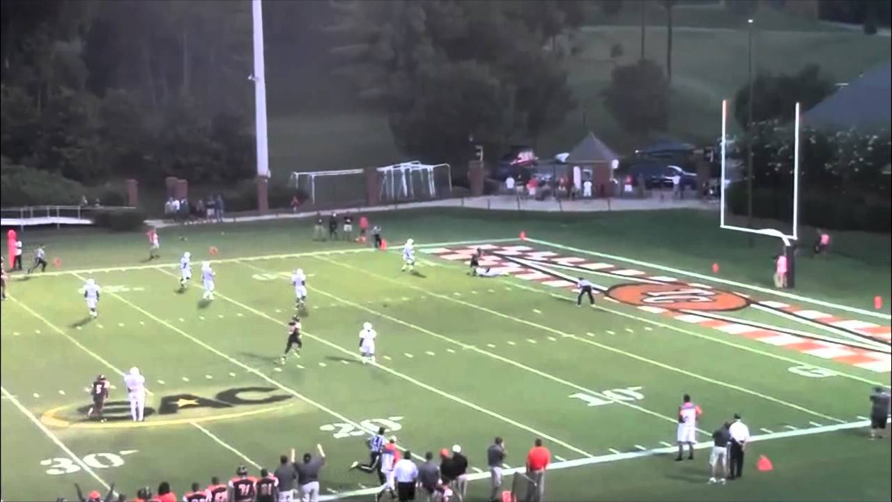 Tusculum College Football 2013 Motivational-Catawba - YouTube