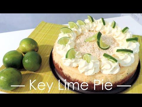 recette-du-key-lime-pie-(tarte-au-citron-vert)---william's-kitchen