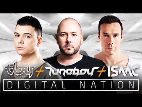 Technoboy & Tuneboy & Isaac - Digital Nation [Full]