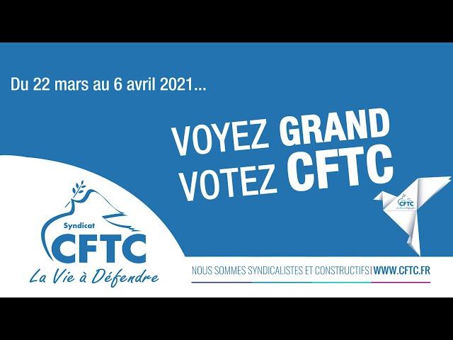 Campagne Candidats CFTC Grand Est TPE