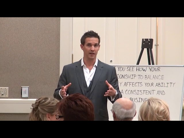 Balance and Success Seminar by business coach Aaron Keith