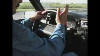 Уроки вождения для автоледи. Урок 2