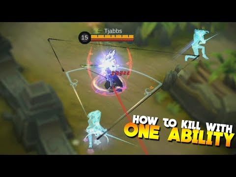 Lancelot Kills Argus with 1 Ability (ONE HIT)!! Mobile Legends New Hero