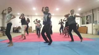 """chikni Chameli"" - Naach Colombo @ Dhamya Fitness Centre"