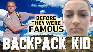 BACKPACK KID - Before They Were Famous - Russell Horning aka I Got Barzz