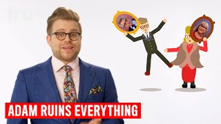 Adam Ruins Everything - Is Rhea Butcher Your Real Sister? (Ask Adam) | truTV