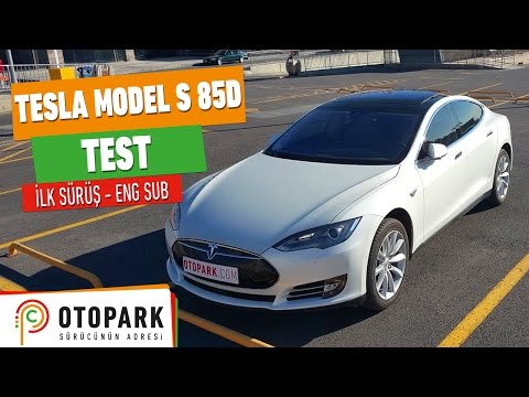 TESLA MODEL S 85D | TEST [English Subtitled]