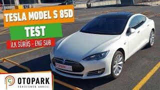 TESLA MODEL S 85D | TEST