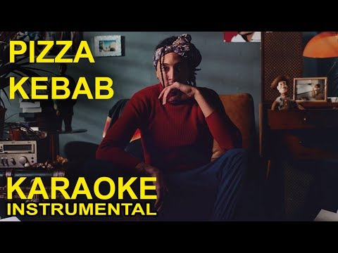 Ghali: PIZZA KEBAB (Karaoke - Instrumental)