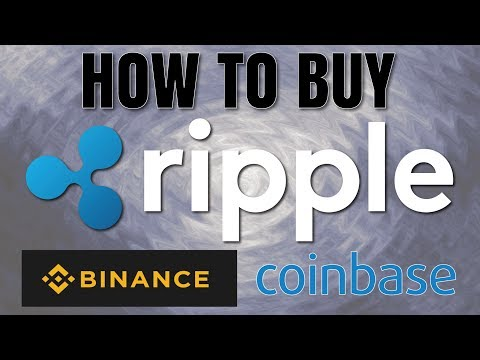 How To Buy Ripple In Binance With Coinbase (tutorial)