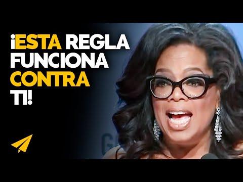 ¡ESTA HISTORIA te sacará de cualquier apuro!   Oprah Winfrey en Español: 10 Reglas para el éxito