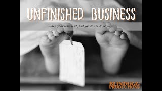 Blindogg Productions presents Unfinished Business the TV show Pitch Deck