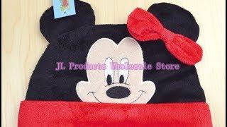 Мои покупки AliExpress.com № 18 (детские шапки минни-маус)(, 2014-01-15T21:04:23.000Z)