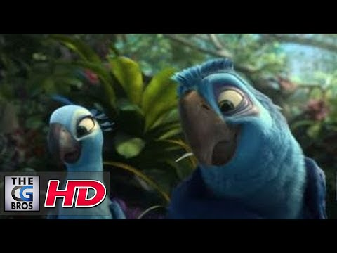 "CGI VFX Animation Behind The Scene ""RIO2 Evolution Reel"" - by Patrick Giusiano"