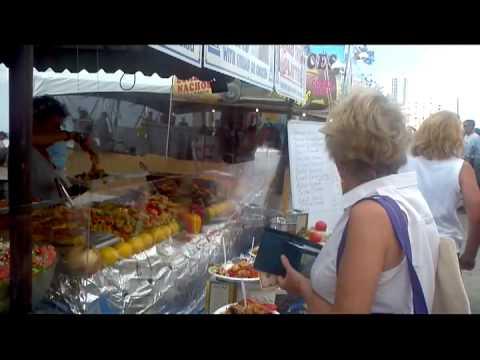 A profile of Shrimp Fest in Gulf Shores,Al.