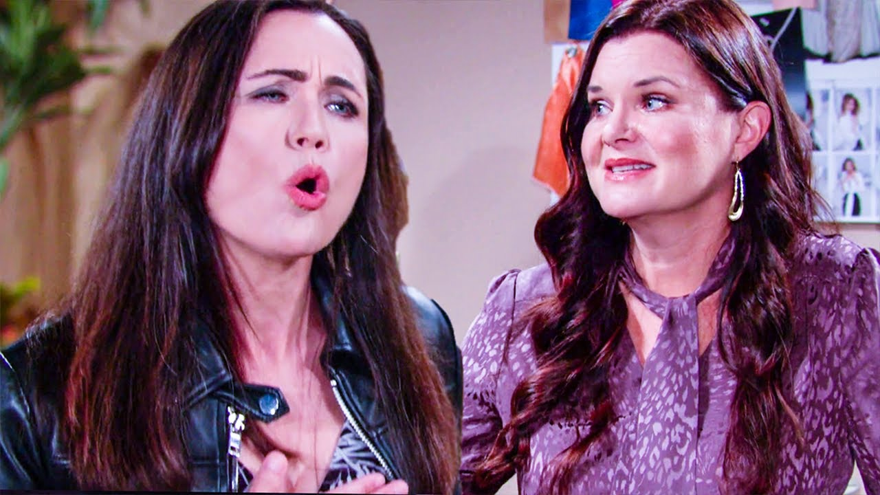 Download The Bold and the Beautiful - 21-10-2021 Full episode Next episode today !!
