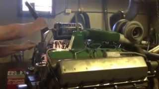 John Deere V8 8955