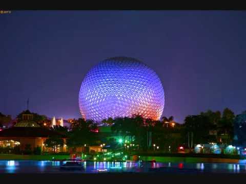 Walt Disney World Epcot closing music