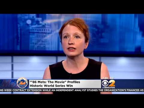 Interview:  Heather Quinlan, Director Of ''86 Mets: The Movie""