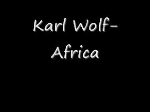 Karl Wolf -Africa