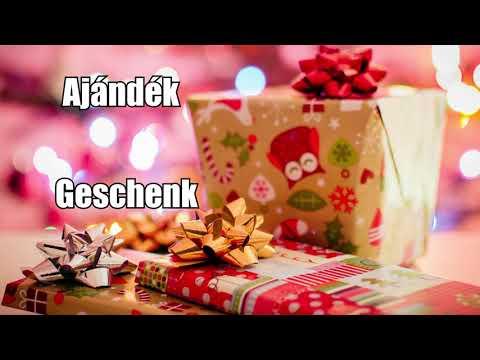 Begriffe Weihnachten.Ungarisch Für Touristen Begriffe Rund Um Weihnachten