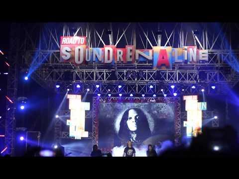 Burgerkill feat Tantri Kotak live Konser [ Road To SOUNDRENALINE MEDAN 2018 ]