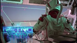 Videogram - Test Subject 011 (Official Video) - SelectaVision 2017 - HorrorSynth