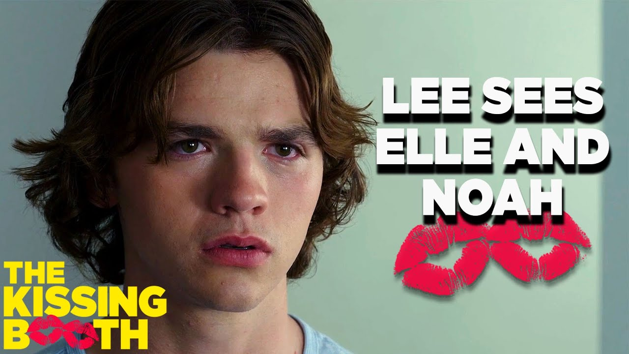 Download Lee Finds Out About Elle and Noah   The Kissing Booth