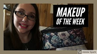 EVERYDAY MAKEUP BAG | MAKEUP OF THE WEEK
