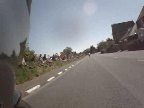 Isle of Man TT: Full closed road lap - Part 2
